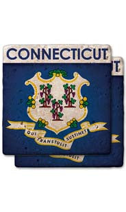 Connecticut Stone Coasters