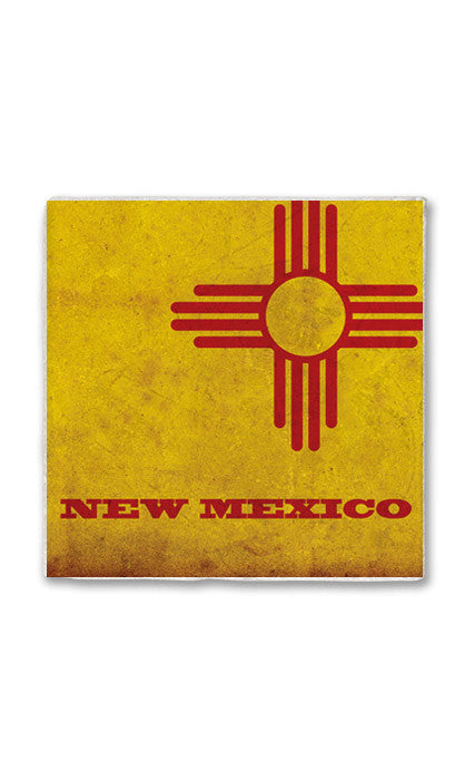 New Mexico Stone Magnet