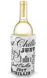Just Chillin' Wine Chill™ Bottle Cooler