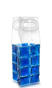 Blue Wine Chill™ Gel Tote