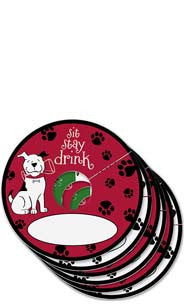 Pet Party My Glass® Tags
