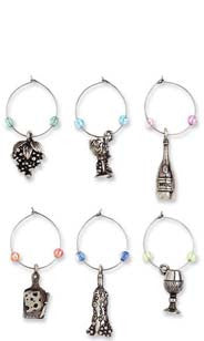A Glass A Day My Glass® Charms