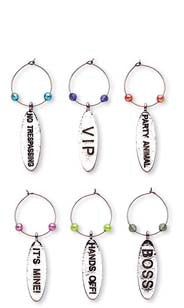 VIP Lounge My Glass® Charms