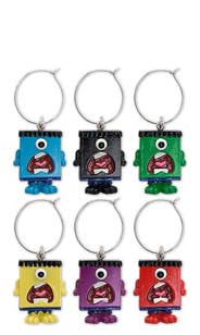 Monster Party My Glass® Charms