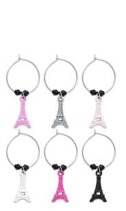 Eiffel Tower My Glass® Charms