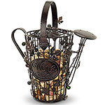 The Original CORK CAGE® - Watering Pail