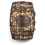 The Original CORK CAGE® - Wine Barrel Wall Decor