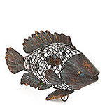 The Original CORK CAGE® Cork Holder - Fish