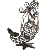The Original CORK CAGE® Cork Holder - Mermaid