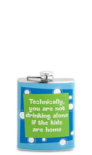 Technically Alone Flask
