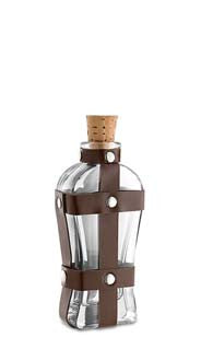 Elixir Glass Bottle - Brown