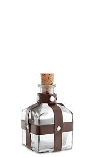 Potion Glass Bottle - Brown