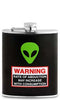 Alien Abduction Flask - flask
