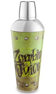 Zombie Juice Glass Shaker