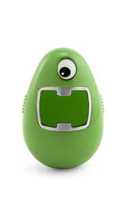 Wobble Monster Bottle Opener - Green
