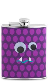 Googly Eye Garf Flask