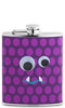 Googly Eye Garf Flask - flask