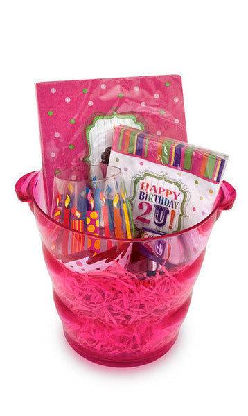 Birthday Surprise - Pink Gift Set