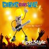 Corks Gone Wild® Collectable - Eddie Van Sippin'™