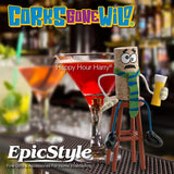 Corks Gone Wild® Collectable - Happy Hour Harry™
