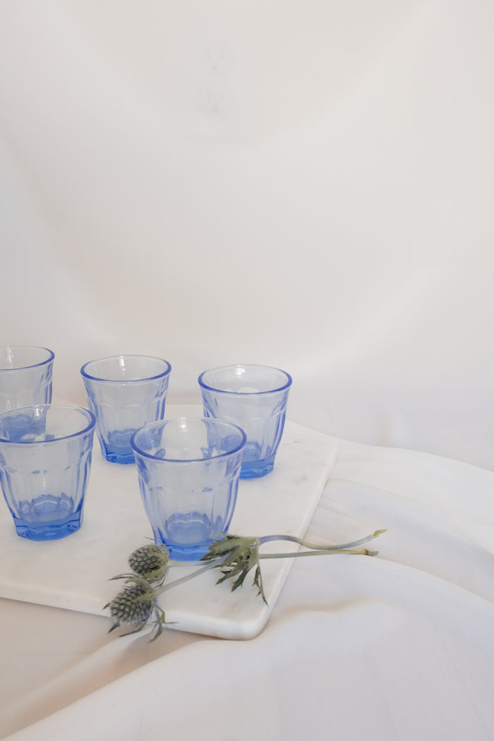 Cafe Glasses - Set of 6