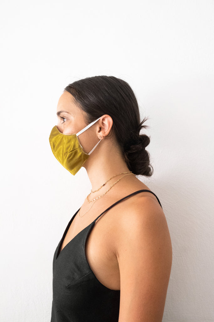 Folded Face Mask