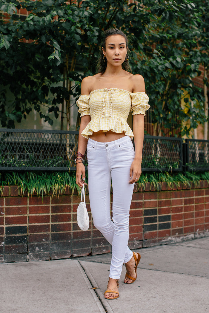 Camilla Top - #FridayFirsts