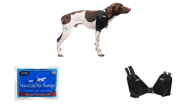 Pet therapy gel packs