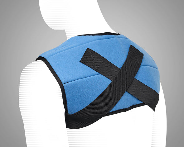 Upper Back & Shoulder Therapy Wrap