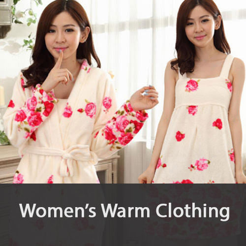 Women's Warm Clothing