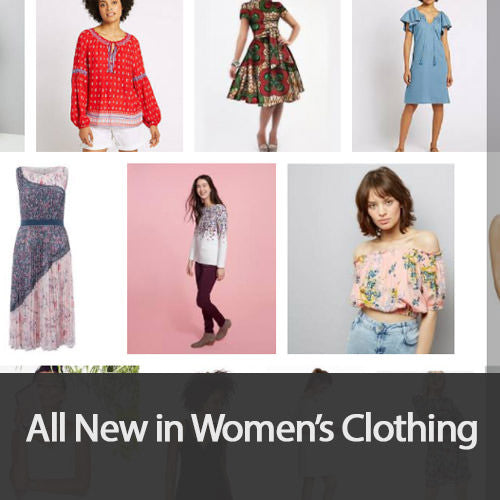 All new in Women's clothing