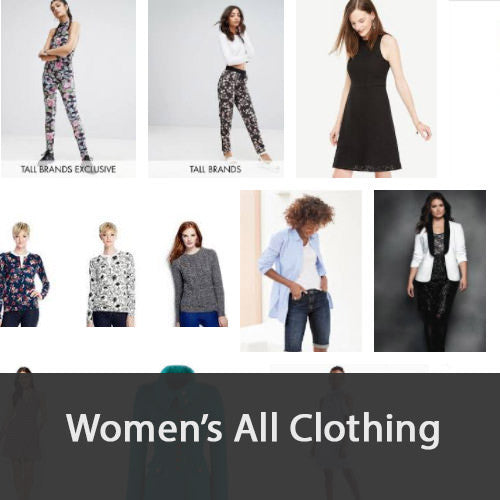 Women's All Clothing