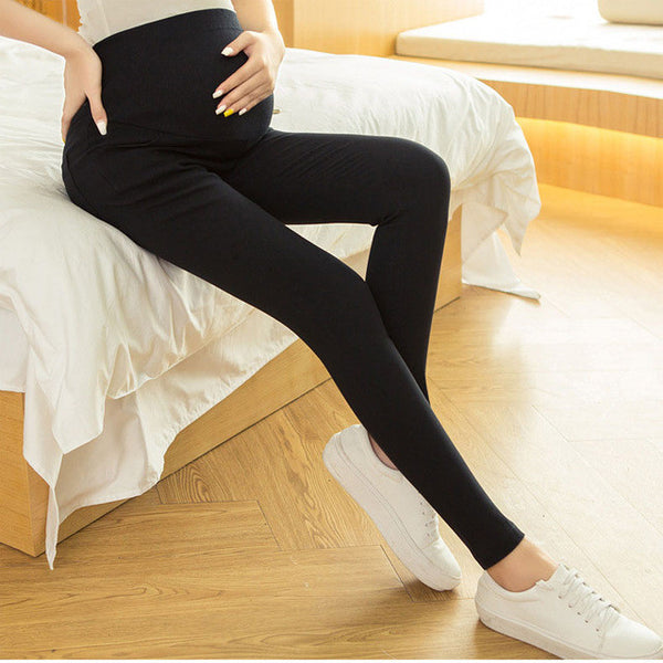 Elastic Maternity Trousers