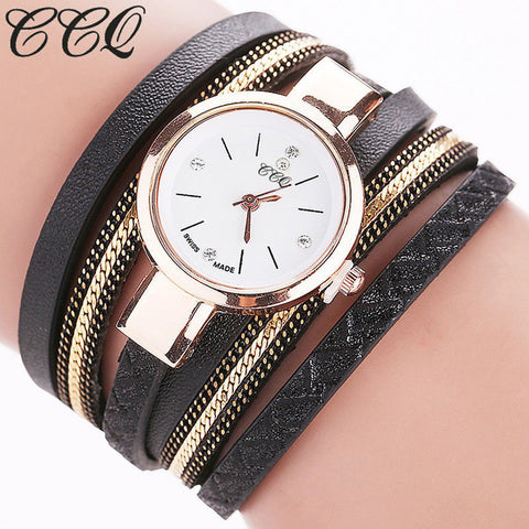 Quartz Women  Watch Bracelet