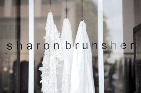 the Sharon Brunsher store in Jaffa