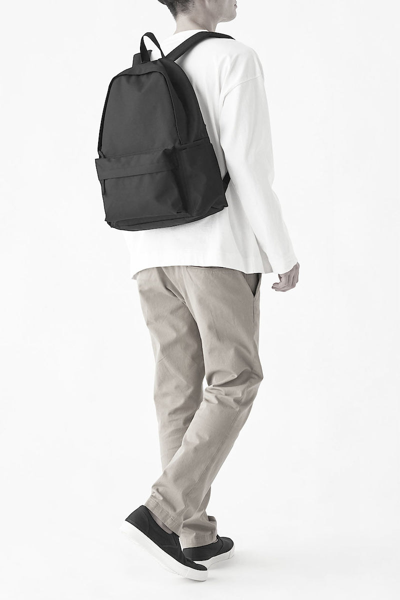 unisex backpack - black