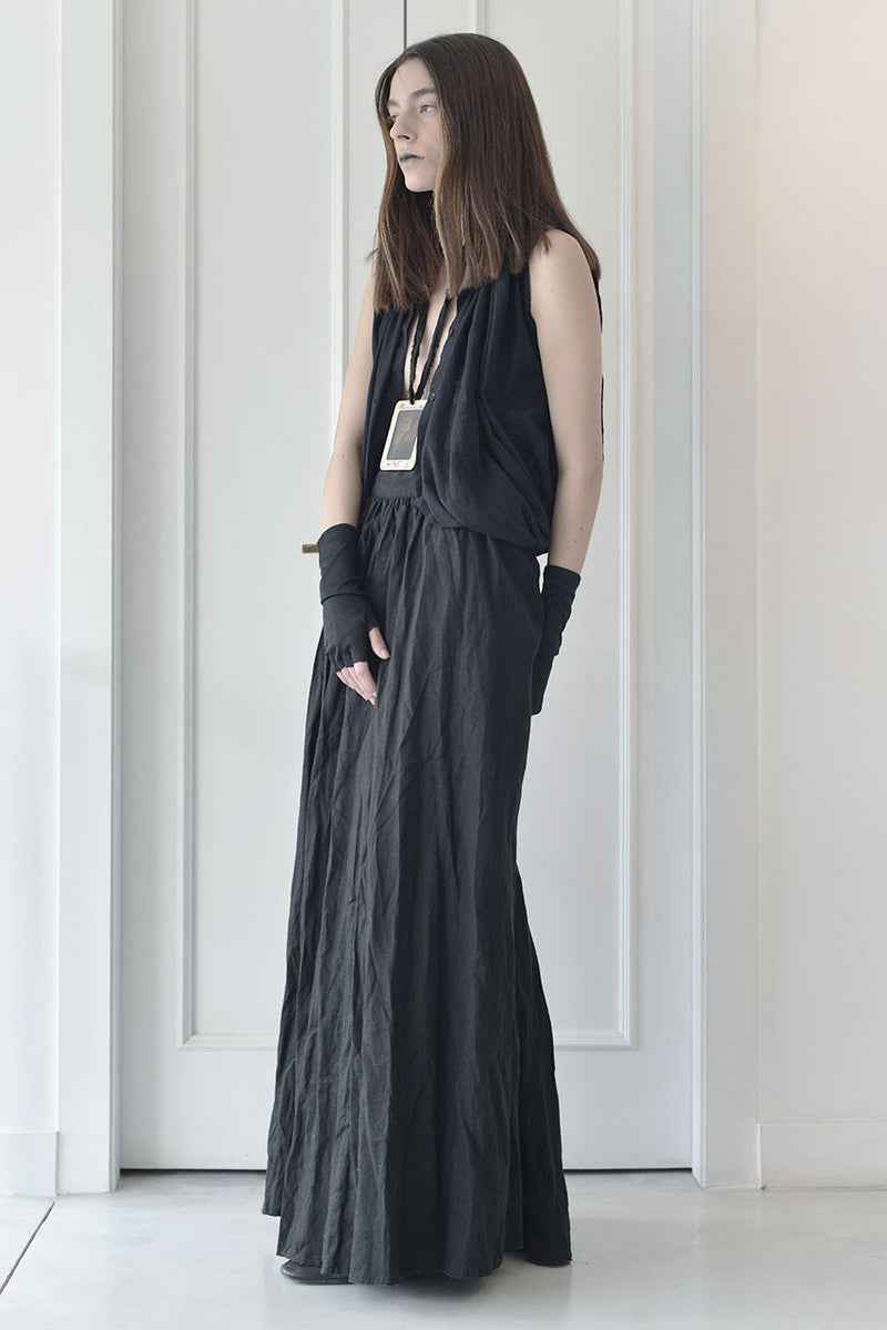 wrap around linen maxi skirt | maxi linen black skirt online | evening skirts | Long elegant skirts | Long skirts trend | Maxi summer 2017 skirts | Summer skirts sale | Skirts Online Shopping | Free Worldwide Shipping | Israeli clothing brands | Israeli Fashion Designers | Shopping Mall Tel Aviv | Yafo Tel Aviv Fashion | Israel Online Shopping | Flea Market Jaffa Fashion Studio | Shopping Mall Tel Aviv | TLV Fashion Mall | Yafo Tel Aviv Fashion - black -7