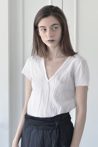 womens white tops | t shirt shop online | cute t shirts | cotton tops | womens summer tops | formal shirts for ladies | t shirt sale | yafo tel aviv fashion | israeli designers | tel aviv shopping mall - 1