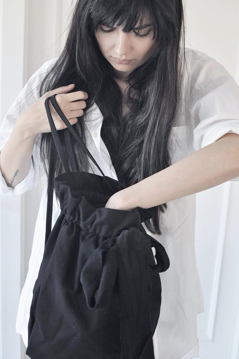bow tie backpack