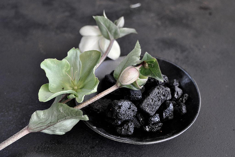 lava rocks room fragrance bowl