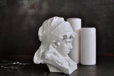 sculpture - girl