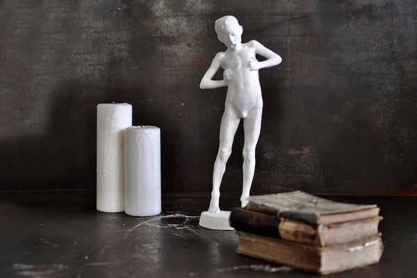 sculpture - boy