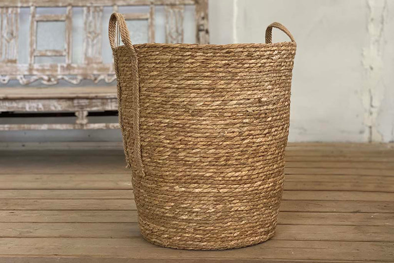 Rope Basket - Sand / Brown