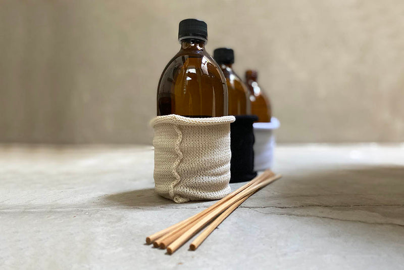 limited edition room diffuser - cotton / silk / linen