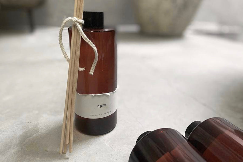 room diffuser refill - cotton / silk / linen