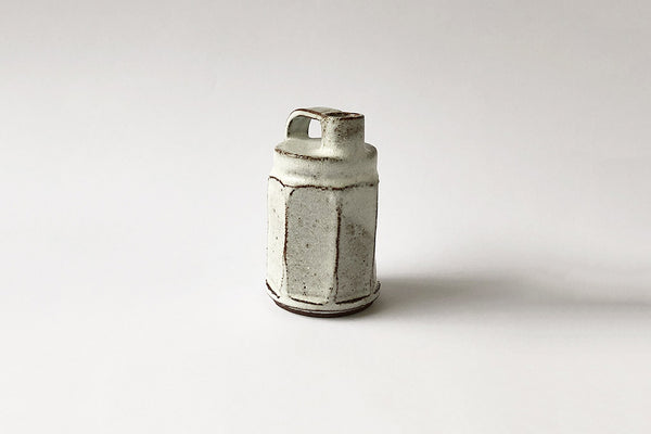 Decorative Clay Bottle 010
