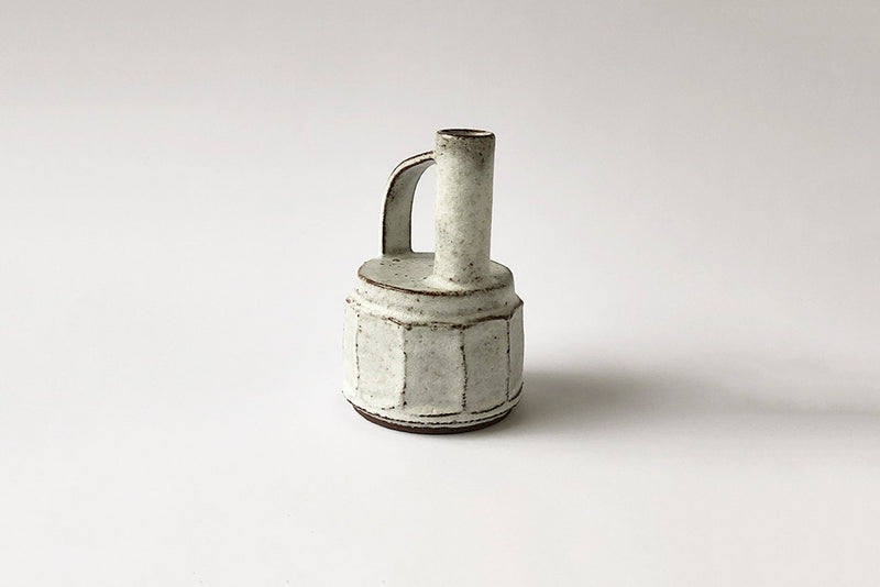 Decorative Clay Bottle 011