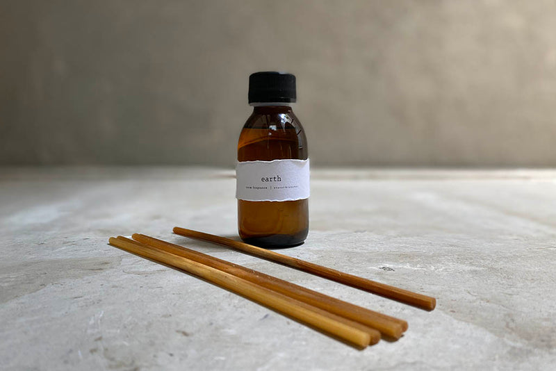 room diffuser - air / water / earth / fire