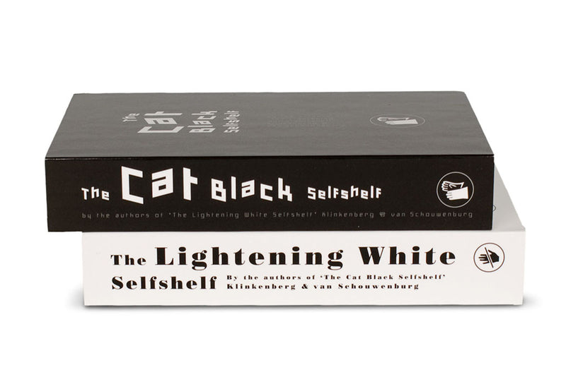 book shelf pocket - White / Black