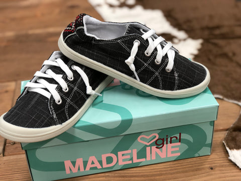 Jelly Bean Sneakers Black